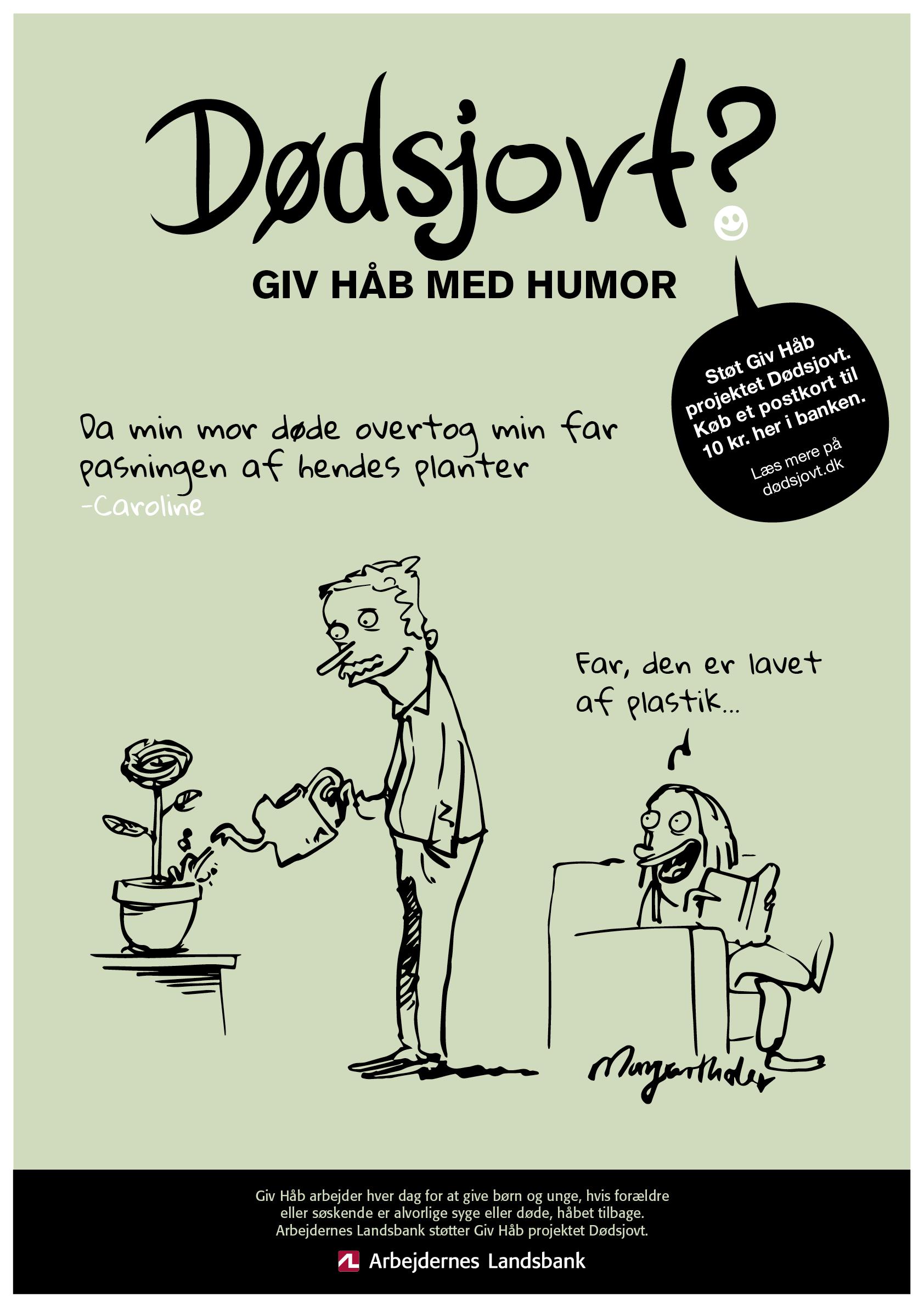 AL Dødsjov plakat_tryk