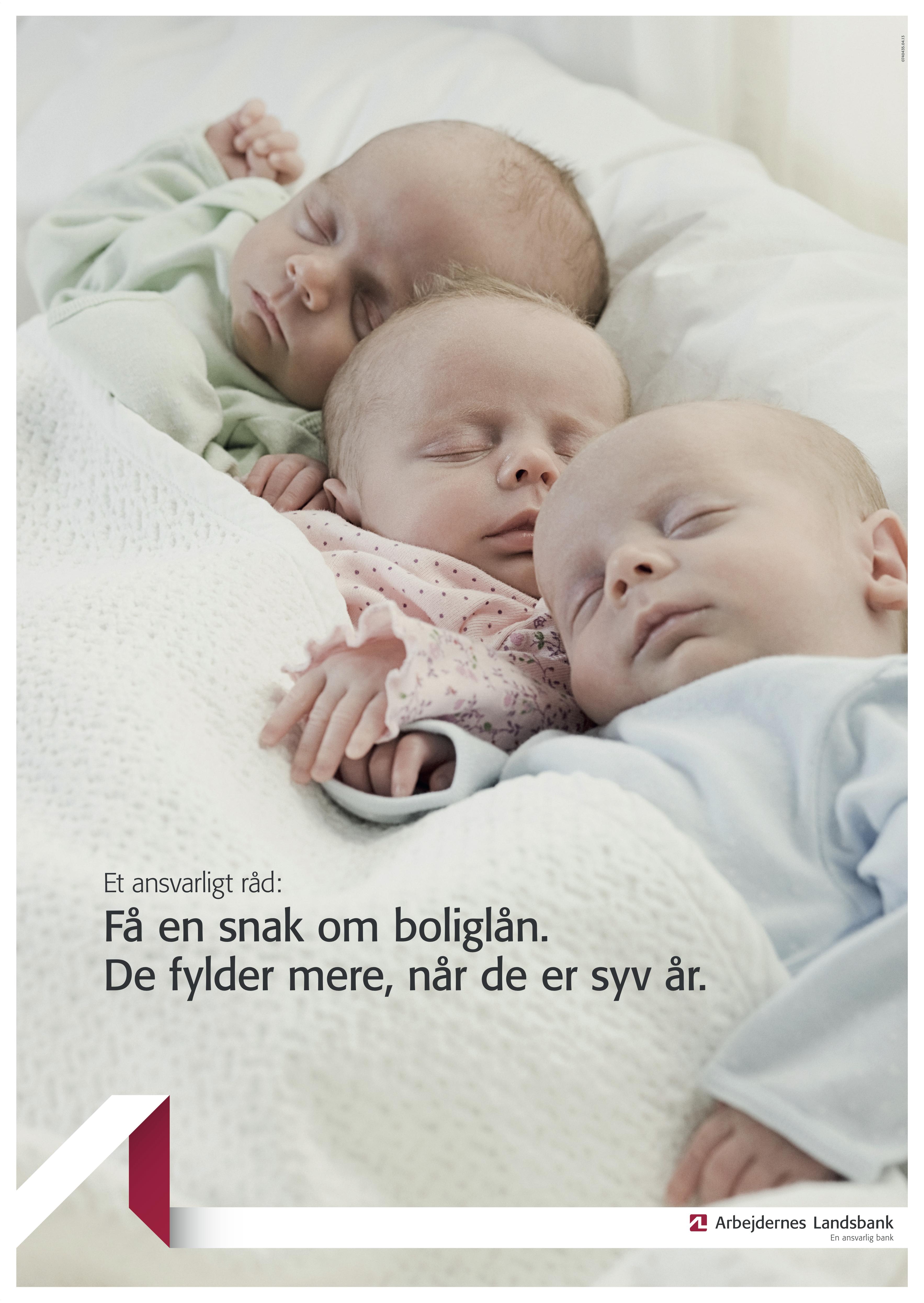 SLM AL Plakat baby